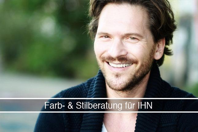 Foto Farbberatung Stilberatung Männer Startseite; Foto: Sebastian M. Weißbach