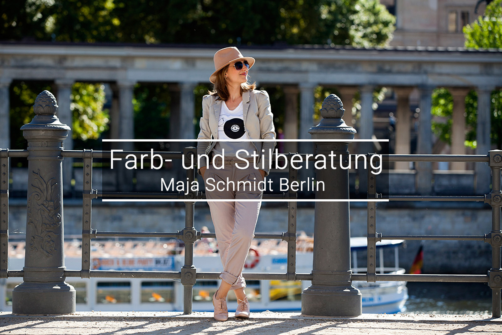 Farbberatung Stilberatung Maja Schmidt Berlin Foto Startseite