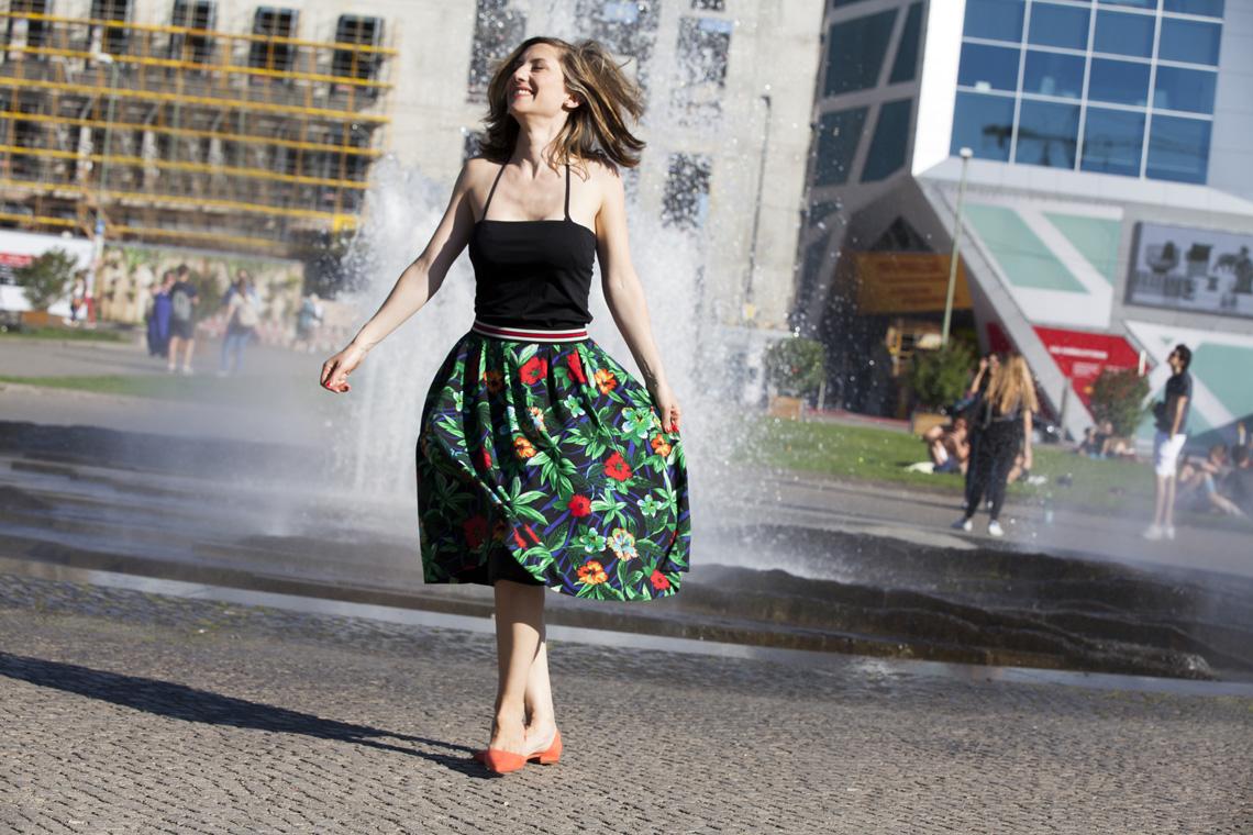 Outfit Freizeit Casual Muster Farbberatung_Stilberatung_Berlin